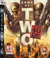 Army of Two: The 40th Day (PS3) použité
