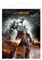 God of War - WAR - WallScroll