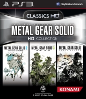 Metal Gear Solid HD Collection (PS3) použité