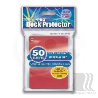 UltraPRO Deck Protector: 50 Sleeves - Red