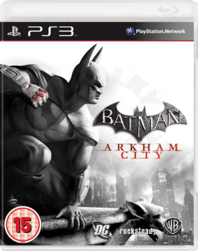 Batman: Arkham City (PS3) použité