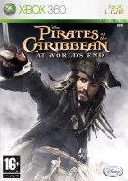 Pirates of the Caribbean: At World´s End (X360) použité
