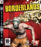 Borderlands (PS3) použité