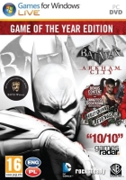 Batman: Arkham City - Game of The Year Edition (PC)