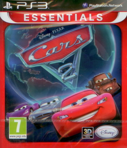 Cars 2 (PS3)
