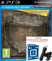 Wonderbook: Book of Potions (PS3)