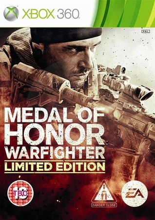 Medal of Honor: Warfighter (X360) použité