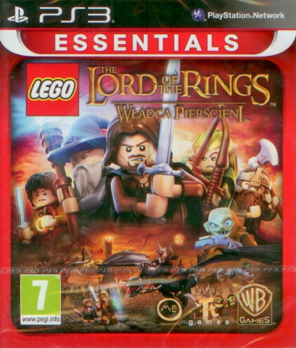 Lego The Lord of The Rings (PS3)