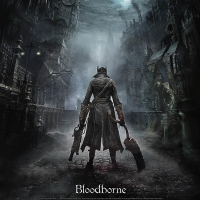 Bloodborne - Nightstreet - WallScroll