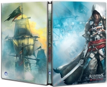 Assassin´s Creed IV Black Flag - Steelbook Edition (PC)