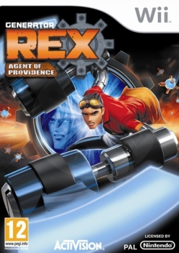 Generator Rex: Agent Of Providence (Wii)