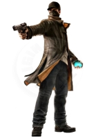 Collectible figurine Watch Dogs - Aiden Pearce