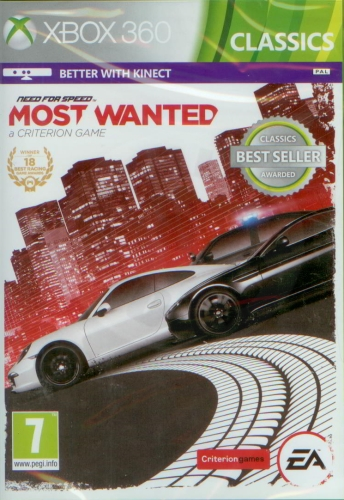 Need for Speed Most Wanted 2 (X360)