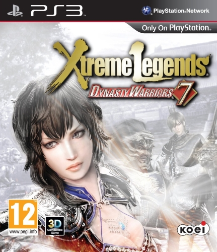 Dynasty Warriors 7: Xtreme Legends (PS3) použité