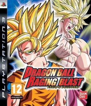 Dragon Ball Raging Blast (PS3)