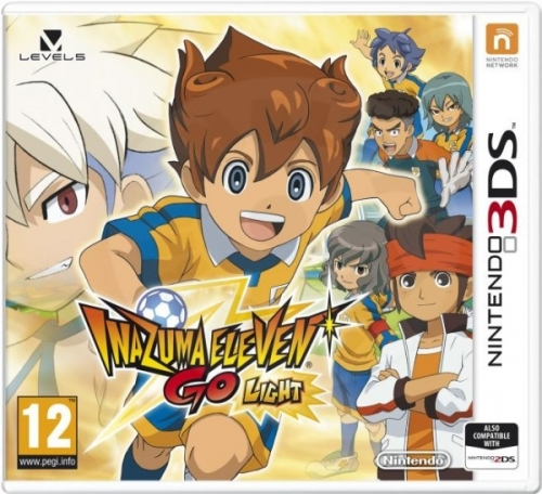 Inazuma Eleven: Go: Light (3DS)