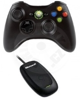 Microsoft Xbox 360 Wireless Controller for Windows Black new JR9-00010 (PC/X360)