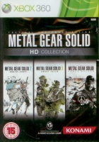 Metal Gear Solid HD Collection (X360)