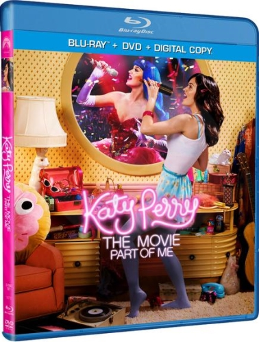 Katy Perry: Part of Me (BD)