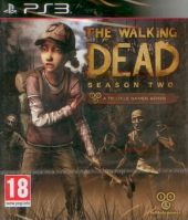 The Walking Dead: A Telltale Games Series - Season 2 (PS3)
