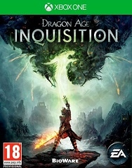 Dragon Age: Inquisition (XONE) použité