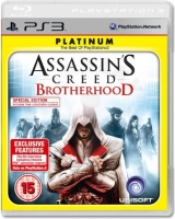 Assassin´s Creed Brotherhood: Special Edition (PS3) použité