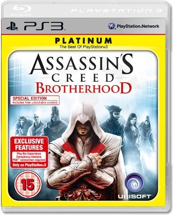Assassin´s Creed Brotherhood: Special Edition (PS3)