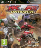 MX vs. ATV: Untamed (PS3)