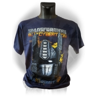 TRANSFORMERS: Fall of Cybertron - Optimus Fire - shirt size S