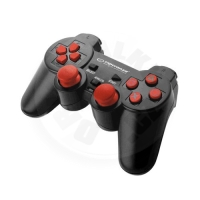 Esperanza Corsair Gamepad EGG106R (PC/PS2/PS3)