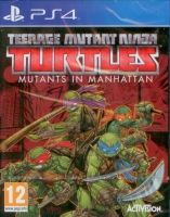 Teenage Mutant Ninja Turtles: Mutants in Manhattan (PS4)