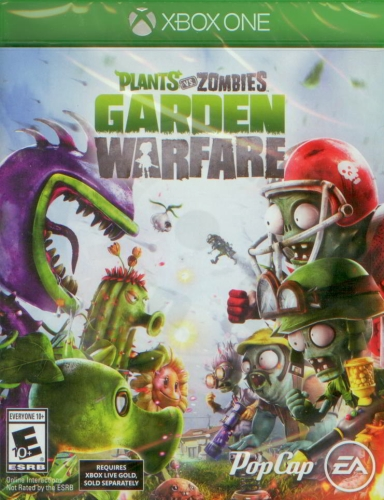 Plants vs. Zombies: Garden Warfare (XONE)