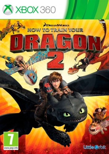How to Train Your Dragon 2 (X360)