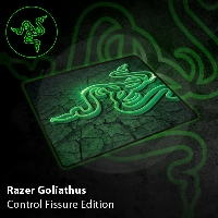 Razer Goliathus Control - Fissure Edition - Small (PC)