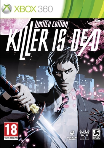 Killer is Dead - Limited Edition (X360)