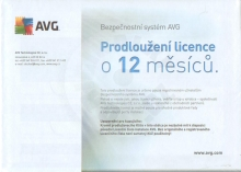 AVG Internet Security 2016, 1 lic. 1 rok update (ISCEN12OCZR001)