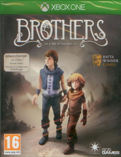 Brothers - A Tale of Two Sons (XONE)