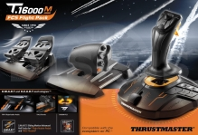 Thrustmaster Joystick T16000M FCS FLIGHT PACK (PC)