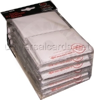 UltraPRO Deck Protector: 100 Sleeves - Matte White
