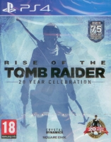 Rise of The Tomb Raider 20 Years Celebration (PS4)