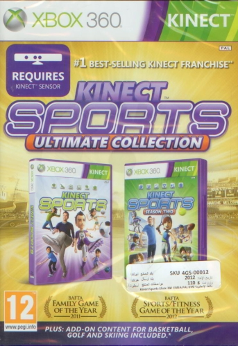 Kinect Sports Ultimate Collection (X360)