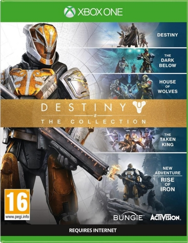 Destiny The Collection (XONE)