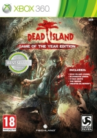 Dead Island: Game of The Year Edition (X360) použité