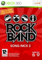 Rock Band: Song Pack 2 (X360)