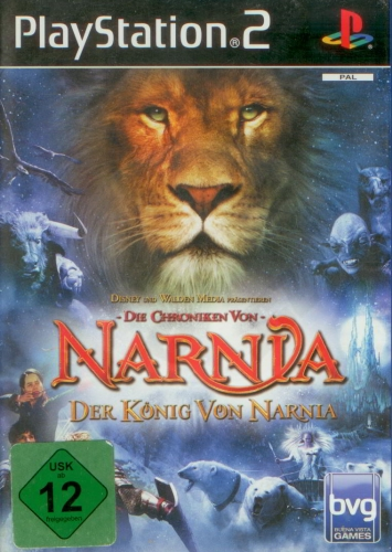 The Chronicles of Narnia: The Lion, The Witch and The Wardrobe (PS2) použité