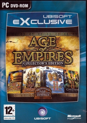 Age of Empires - Collector's Edition (PC)