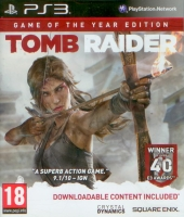 Tomb Raider - Game of the Year Edition (PS3) použité