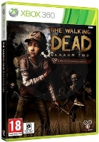 The Walking Dead: A Telltale Games Series - Season 2 (X360)
