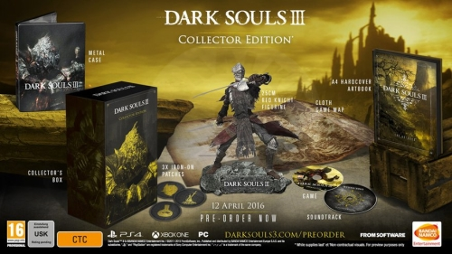 Dark Souls III - Collector´s Edition (PC)