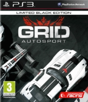 Grid: Autosport - Limited Black Edition (PS3)